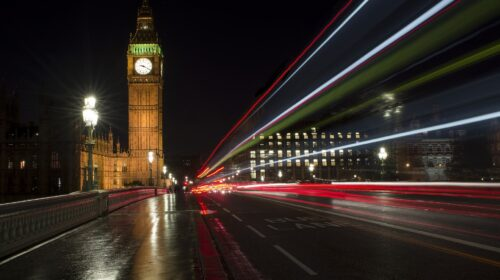 A picture of London
