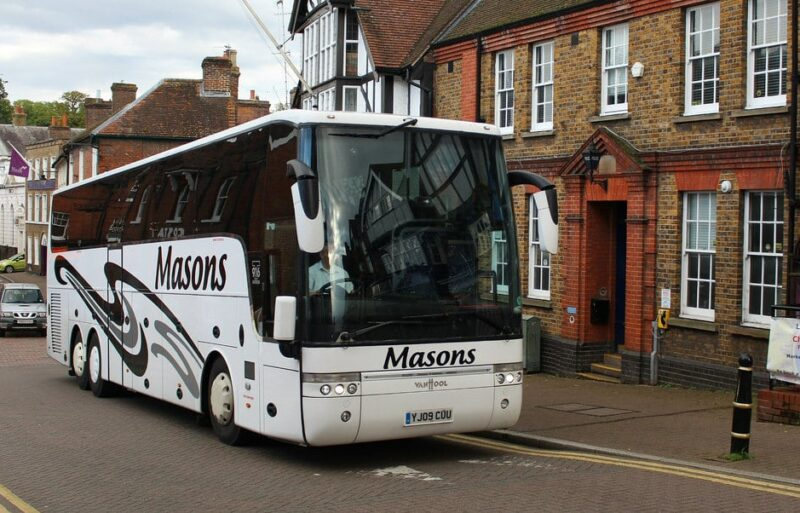 Coach Hire event transportation