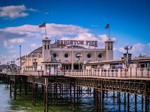A picture of Brighton Pier