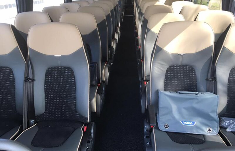 Comfort & luxurious coaches