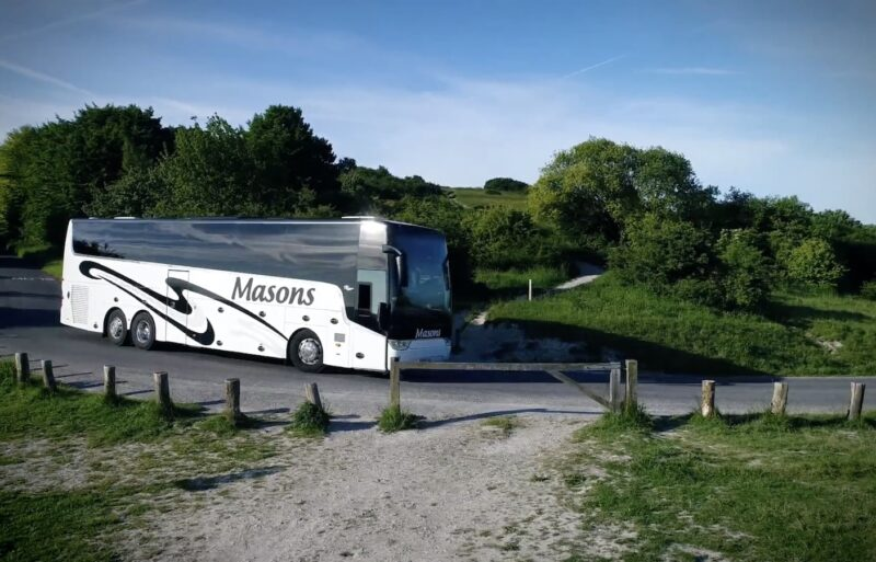 Safe and reliable coach drivers