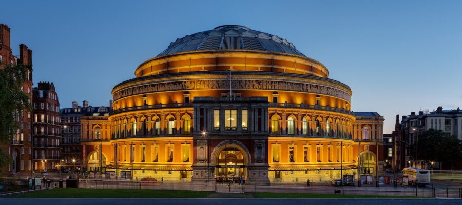 Cirque du Soleil – Royal Albert Hall