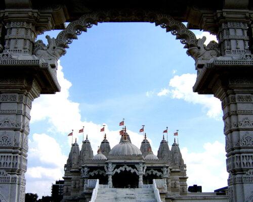 Shri Swaminarayan Mandir – (Neasden Temple)