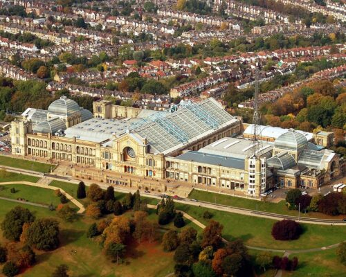 Knitting & Stitching Show – Alexandra Palace