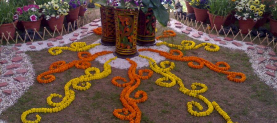 NAFAS Floral Art & Design Show