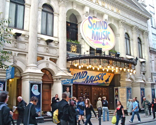 Pantomime – London Palladium