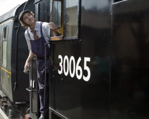 Pullman Dining – Kent & East Sussex Railway