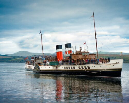 Waverley Paddle Steamer (Date TBC)