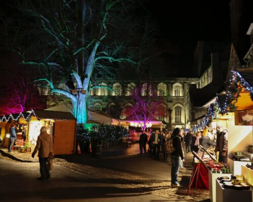 Winchester – Christmas Market