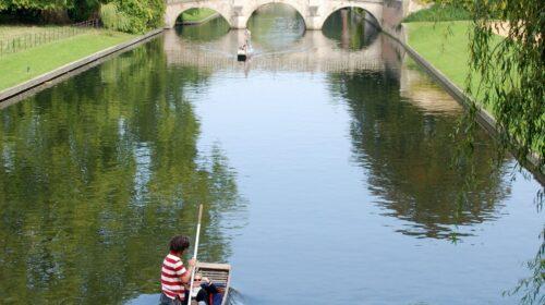 Cambridge – Cream Tea & River Cruise