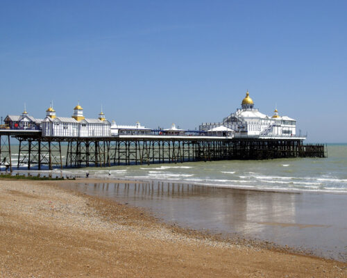 An image of Eastbourne pier