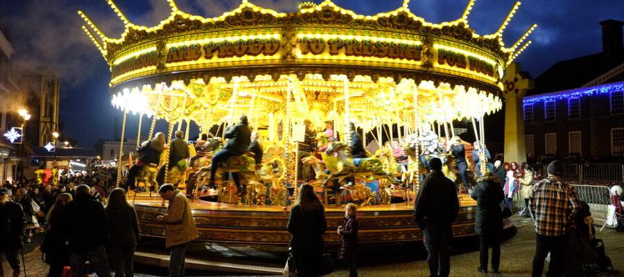 Bury St Edmunds – Christmas Market