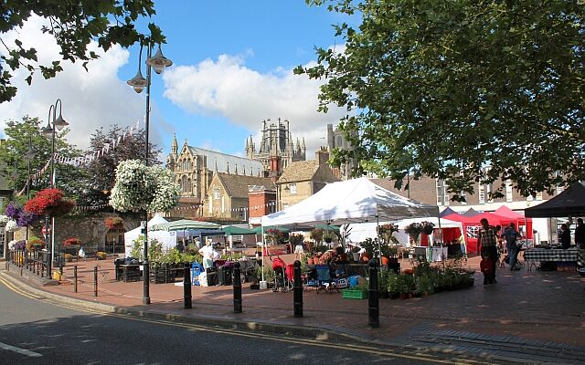 Ely – Market Day