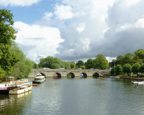 Stratford upon Avon – River Cruise