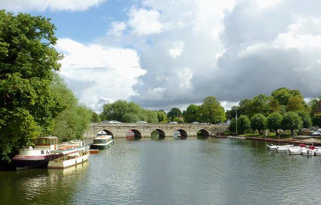 Stratford upon Avon – River Cruise