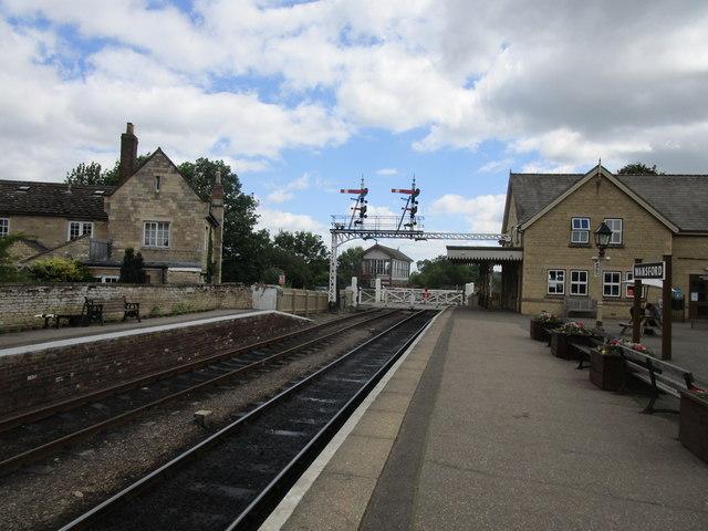 Nene Valley Railway & Stamford