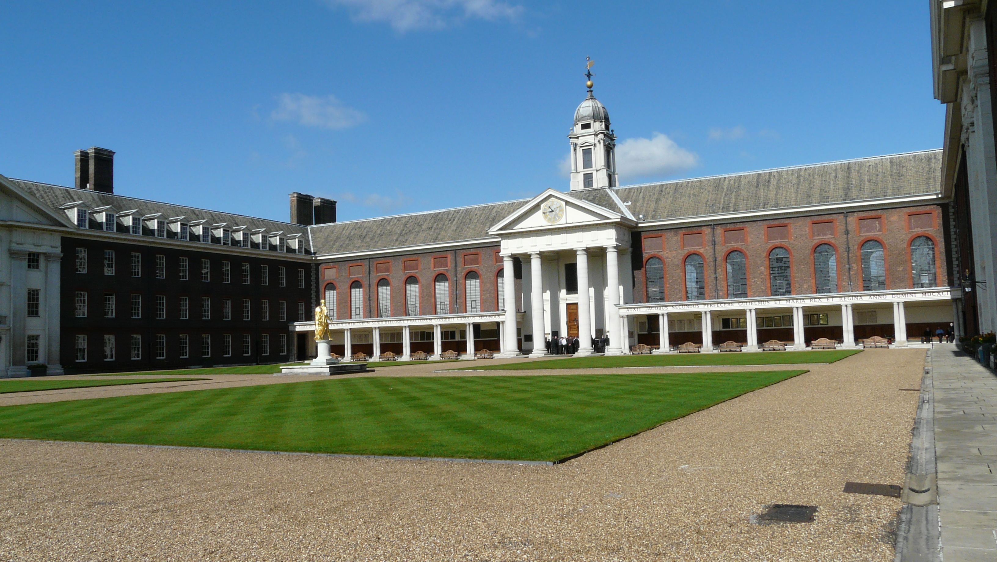 The Royal Hospital – Chelsea Pensioners