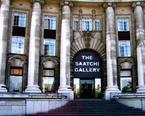 TutanKhamun @ Saatchi Gallery
