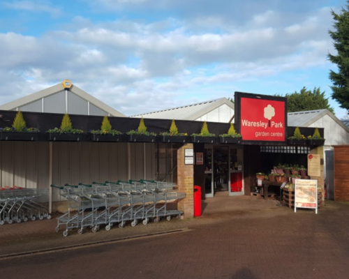 Waresley Park Garden Centre – Short Day Trip