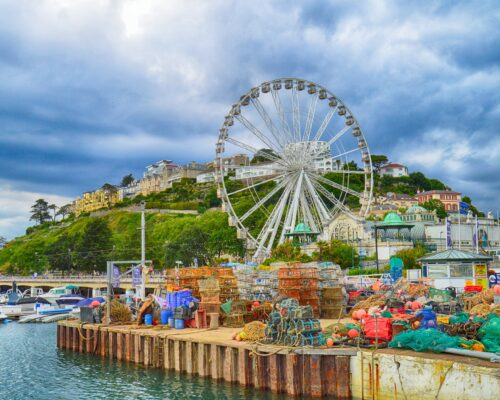 Torquay – Tinsel & Turkey
