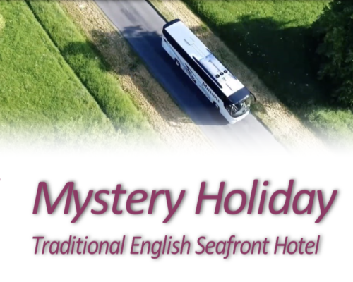 Mystery Holiday – Traditional English Seafront Hotel